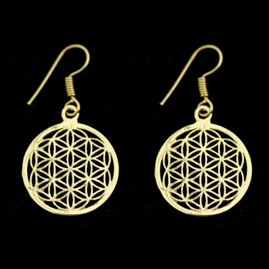 Flower Of Life - Messing